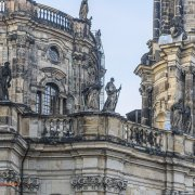 Dresden, Hofkirche Cathedral