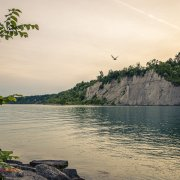 Scarborough Bluffs, Toronto
